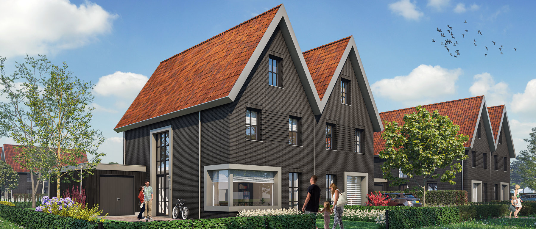 Stadsdock Dokkum | Bouwer: Hekstra